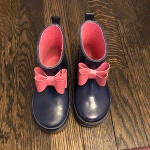 Car & Jack rain boots